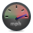 Mph, Speed Icon