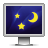 Screen, Sleep Icon