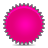Pink, Splash Icon