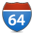 Bit, Highway, Sign Icon