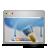 Aqua, Desktop, Wallpapers Icon