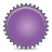 Splash, Violet Icon
