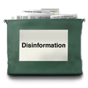 Disinformation Icon