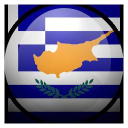Cy, Cyprus, Gr, Mz Icon