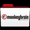 Brain, Monkey Icon