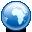 Active, Globe Icon