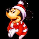 Christmas, Icon, Mickey Icon