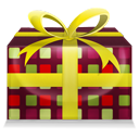 Christmas, Icon, Instatuts.Com, Present Icon