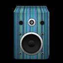 Lines, Speaker Icon