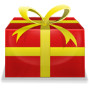 Christmas, Icon, Instatuts.Com, Present Icon