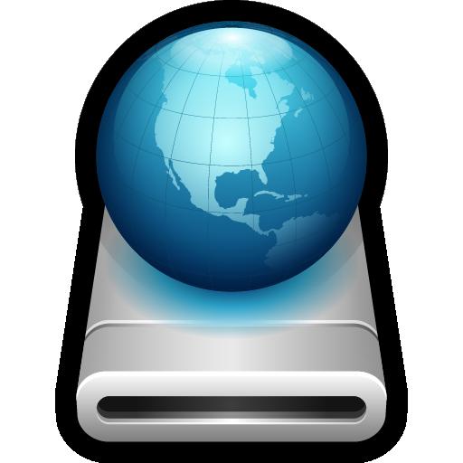 Install, Remote, Standard Icon
