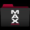 Comics, Max, v Icon