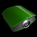 Green, Projicon Icon