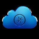 Cloud, Icon, Safari Icon