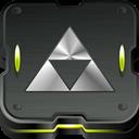 Icon, Triforce, Zelda Icon