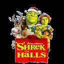 Christmas, Icon, Shrek Icon