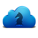 Cloud, Gamecenter, Icon Icon