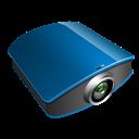 Blue, Projicon Icon