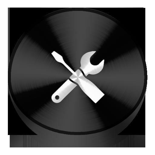 Black, Config Icon
