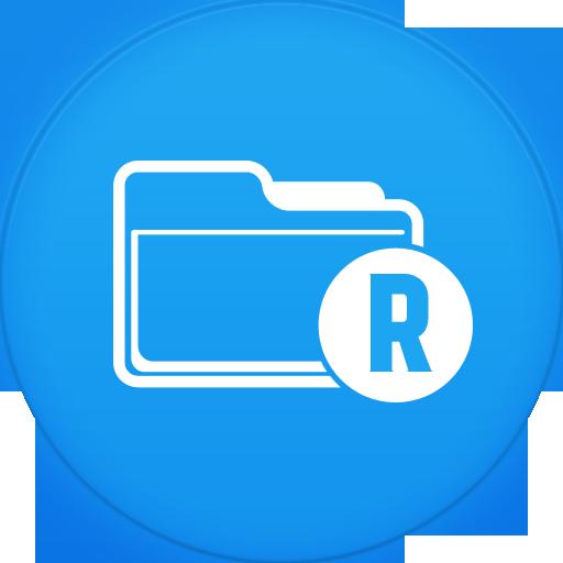 Explorer, Root Icon