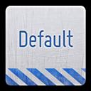 Default, Icon Icon