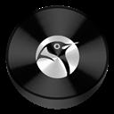 Black, Linux Icon