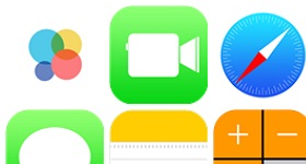 IOS 7 Redesign Icons