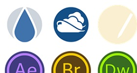The Circle Icons