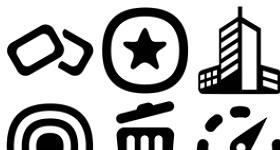 Gentle Edges Icons