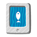 File, Fish Icon