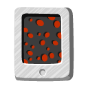 File, Lava Icon