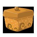 Folder, Mud Icon