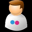 Flickr, User Icon