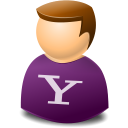 User, Yahoo Icon