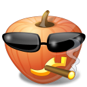 Cool, Halloween, Jack, Lantern, Pumpkin Icon