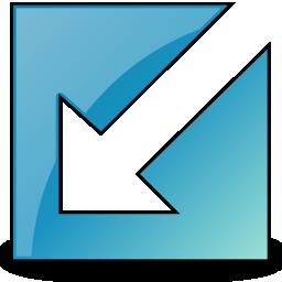 Fullscreen, Gtk, Leave Icon