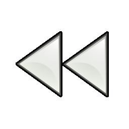 Forward, Gtk, Media, Rtl Icon