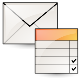 Mail, Preferences Icon