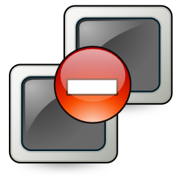 Error, Netstatus Icon