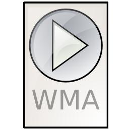 Audio, Ms, Wma Icon