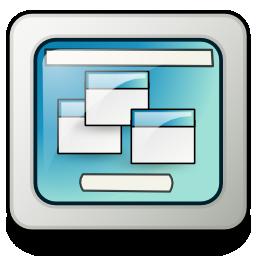 Desktop, Remote Icon