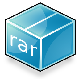 Application, Rar Icon
