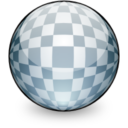 3d, Mapping, Spherical, Texture Icon