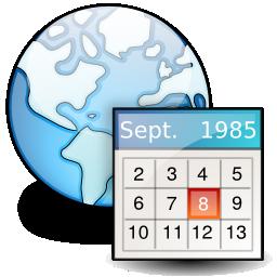 Calendar, Web Icon