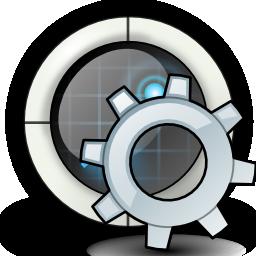 Gear, Radar, Settings Icon