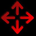 Move2red Icon