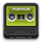 Memos, Tape, Voice Icon