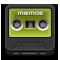 Memos, Tape, Voice Icon