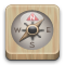 Alt, Compass Icon