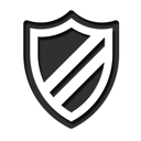 Centre, Security Icon